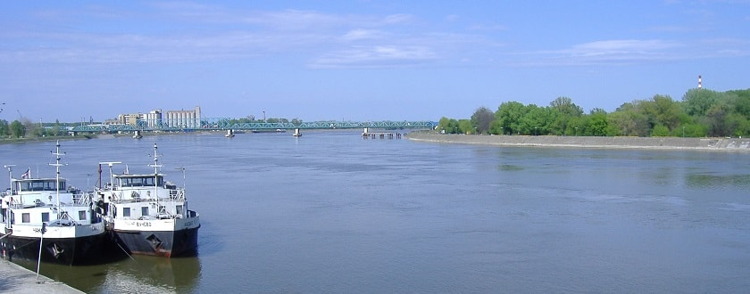 Danube at Novi Sad