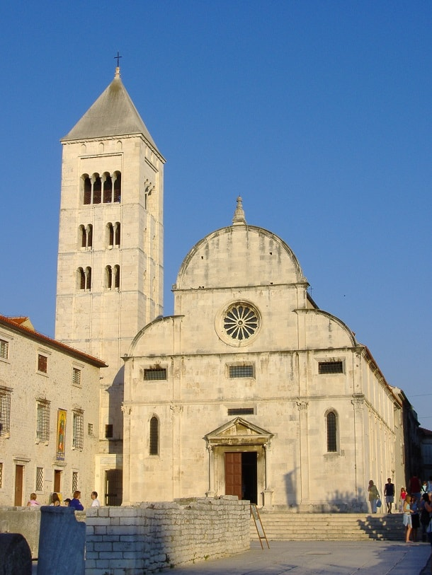 Church in Zadar