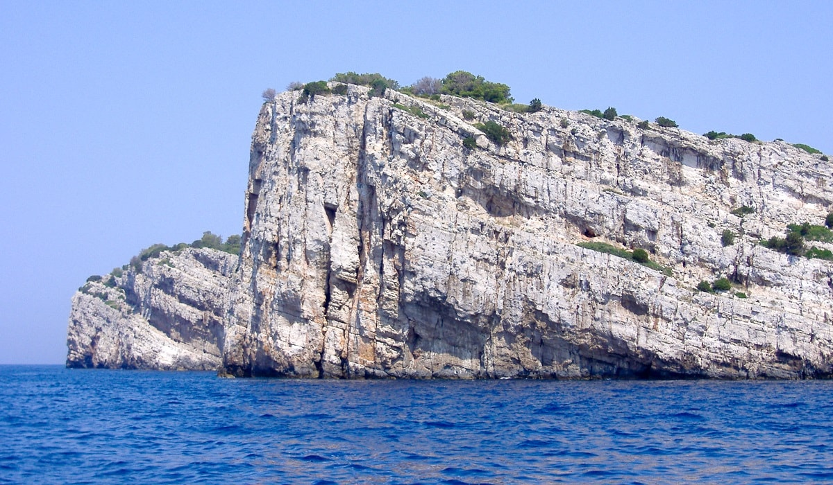 The Cliffs of Dugi Otok