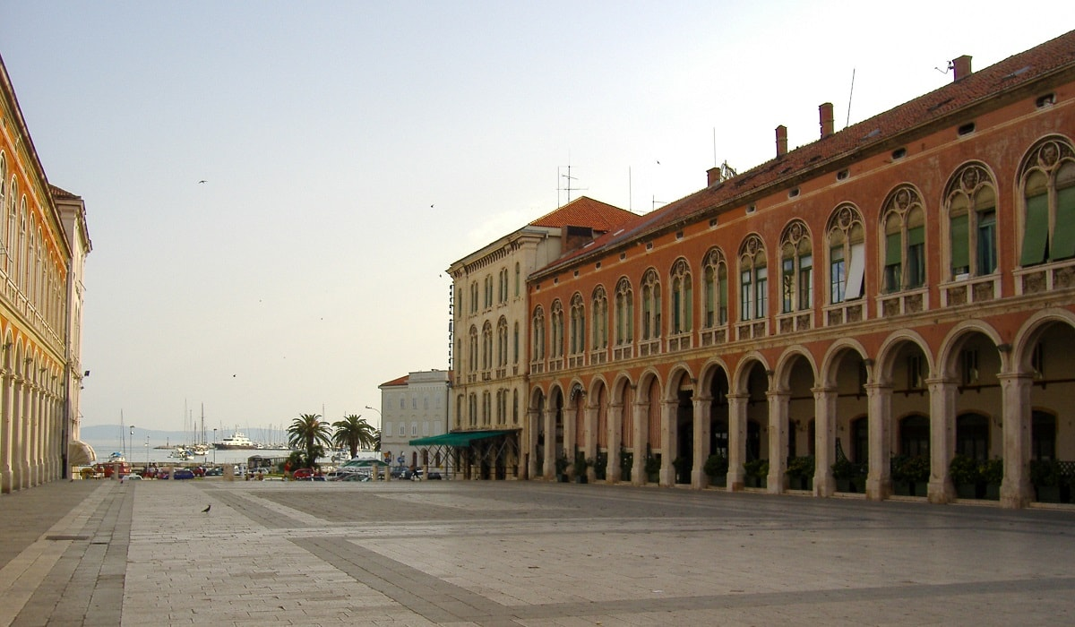 Republic Square Split
