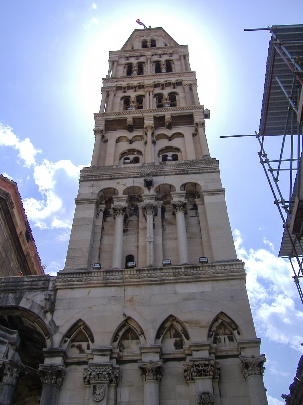 The Cathedral of Saint Domnius Tower
