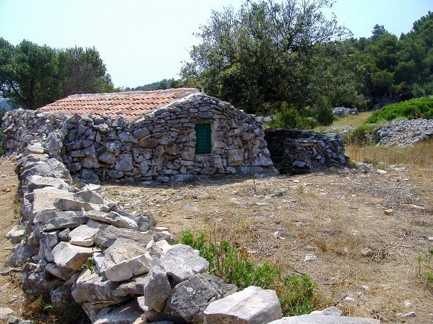 Stone House on Dugi Otok