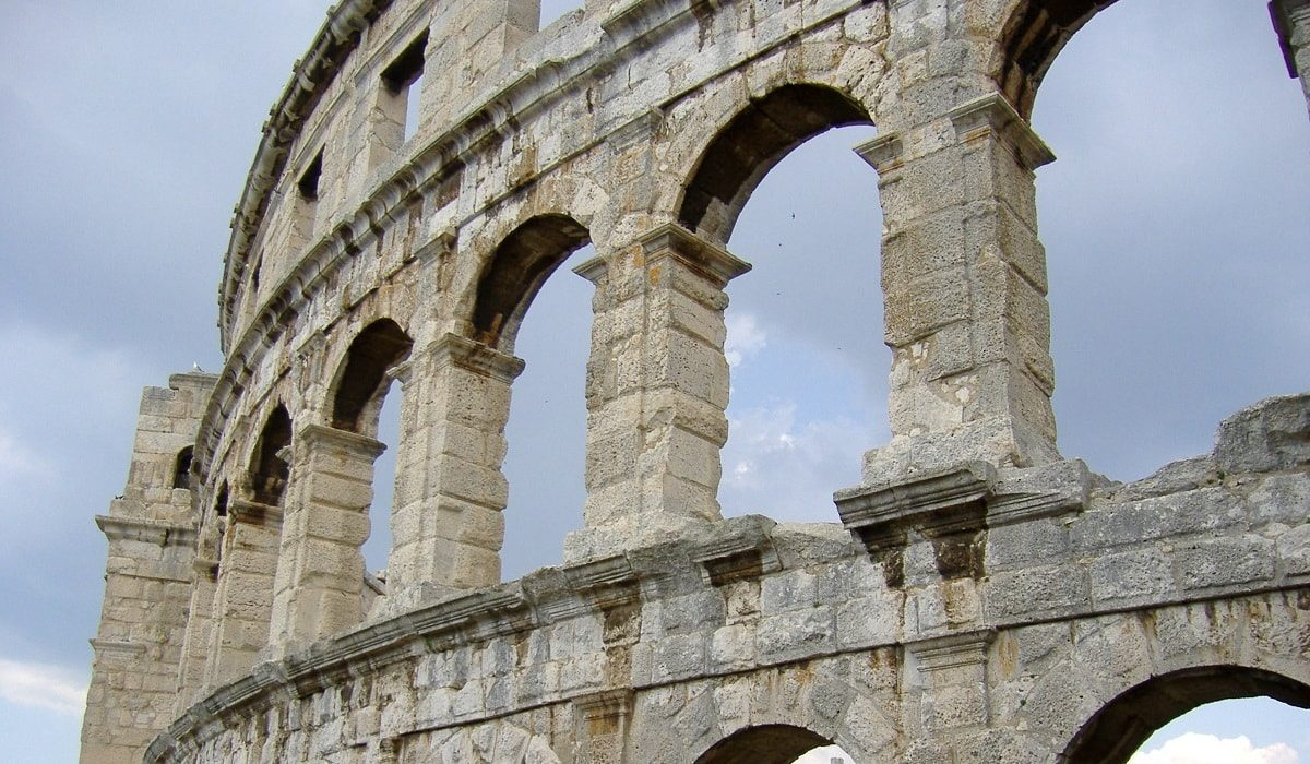First Stop … Pula!