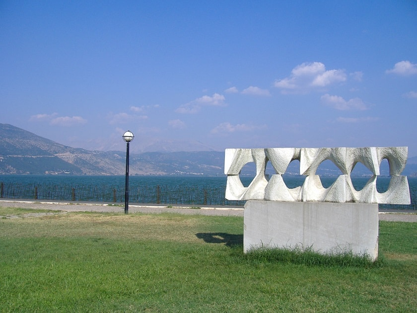 Modern Sculpture in Ioannina