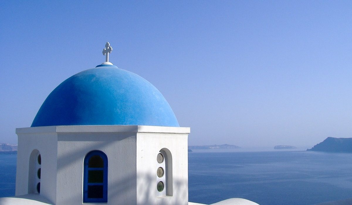Santorini: A Vacation from the Travelling