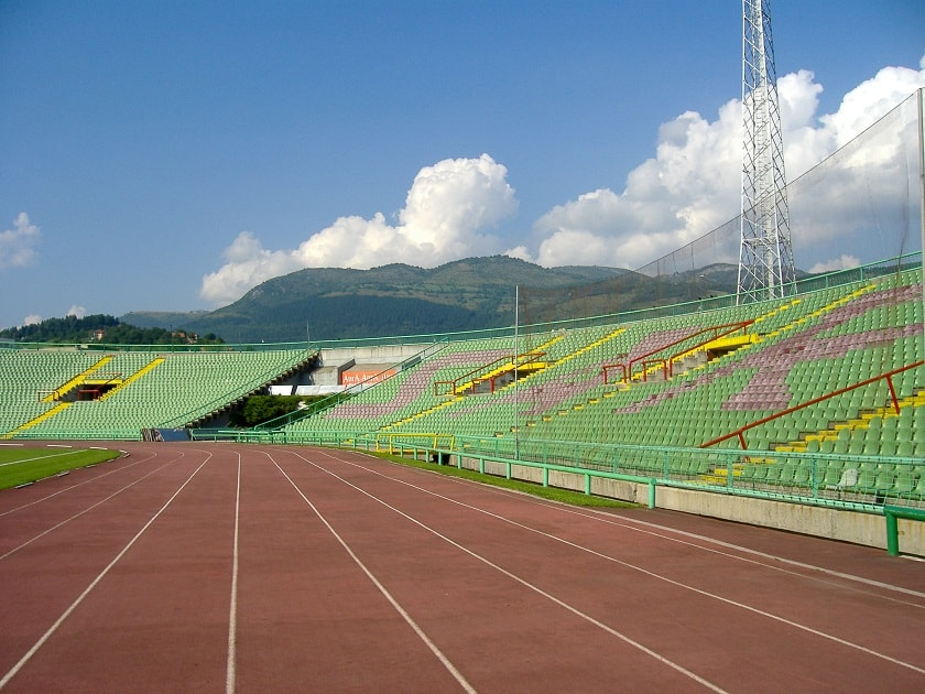 The Stadion