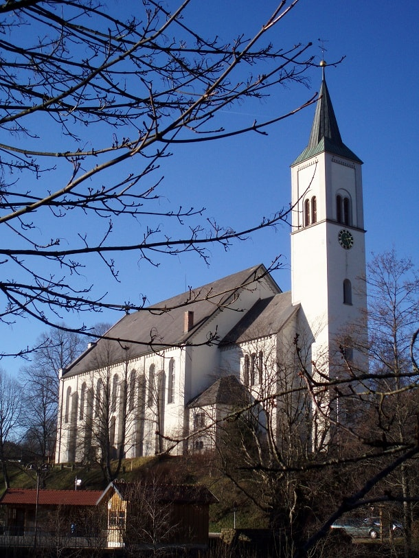 Church in Schwartzwald