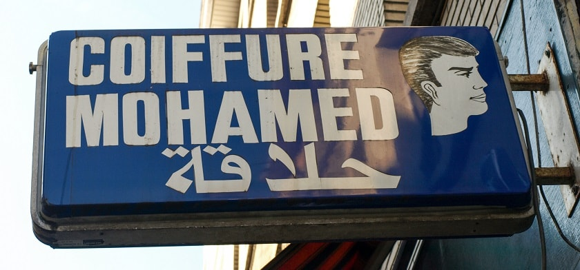 Coiffure Mohamed