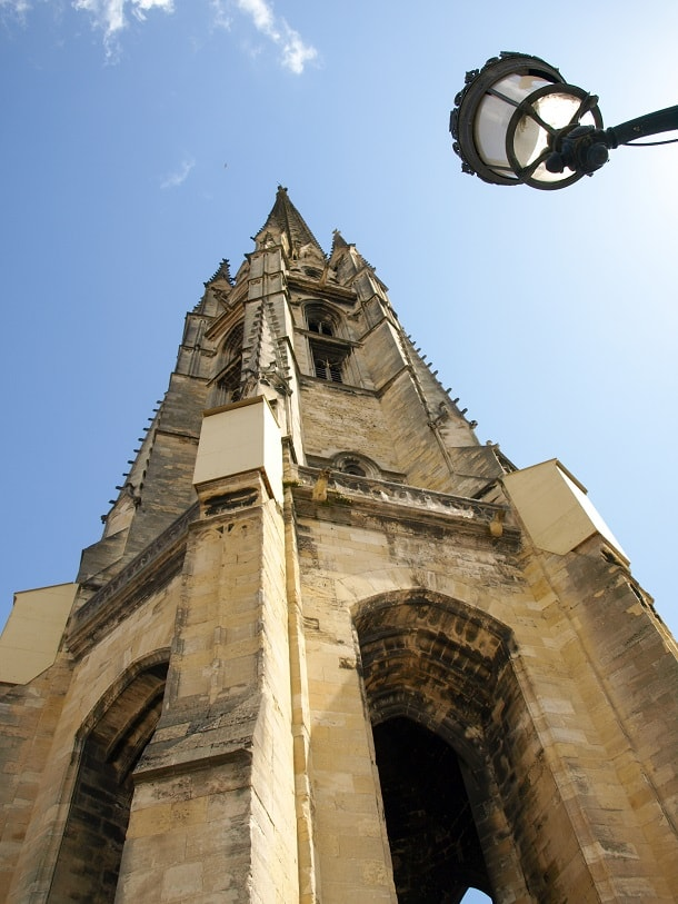 Belltower of Saint-Michel Basilica