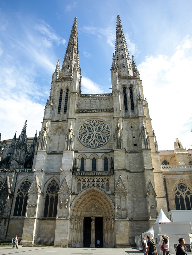 St. Andre Cathedral Bordeaux