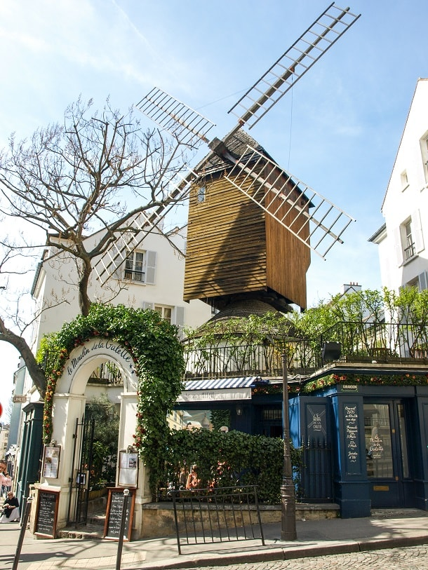 The Mill of Montmartre
