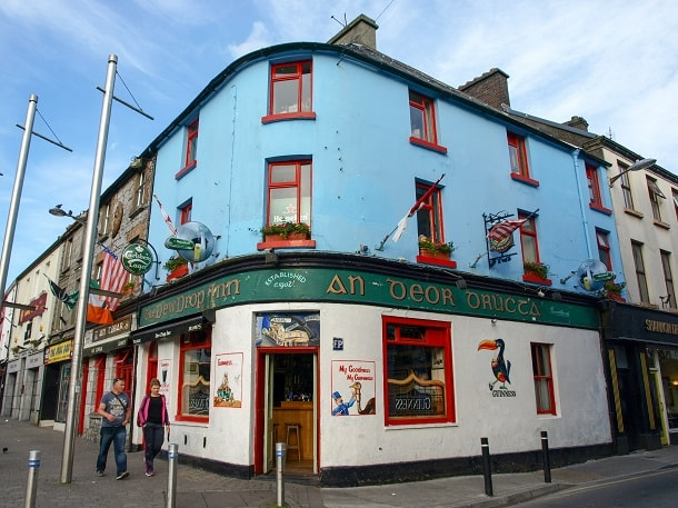 The Dew Drop Inn in Galway