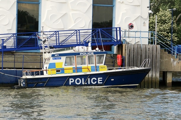 The Thames Police