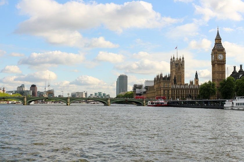 Reaching Westminister