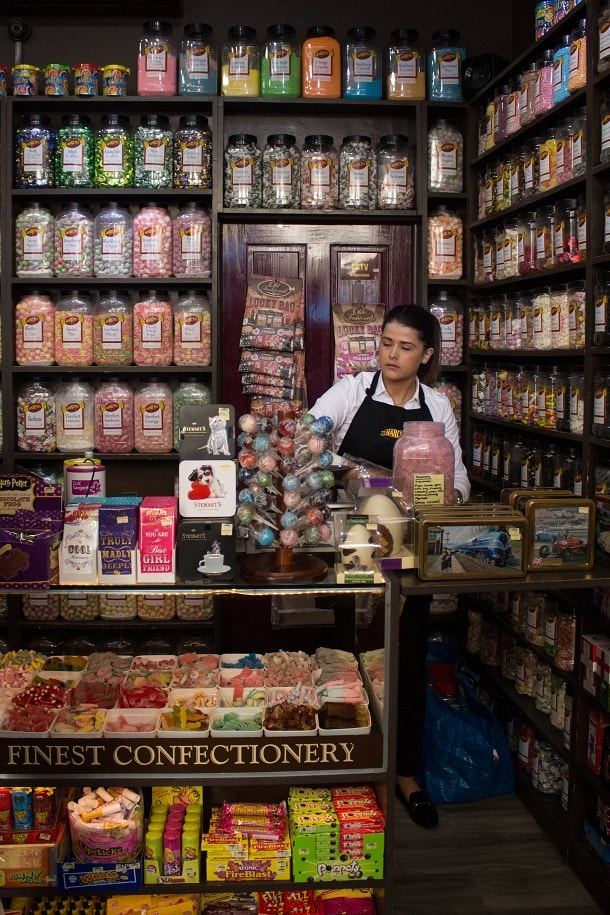 Candy Store on the Strand
