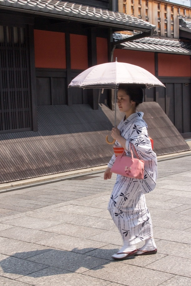 A real maiko?