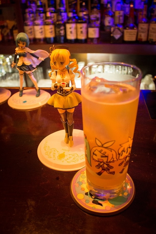 Mami Tomoe cocktail