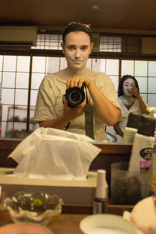 Turning into a maiko 04