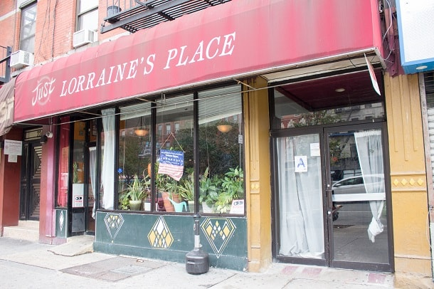 Just Lorraine's Place