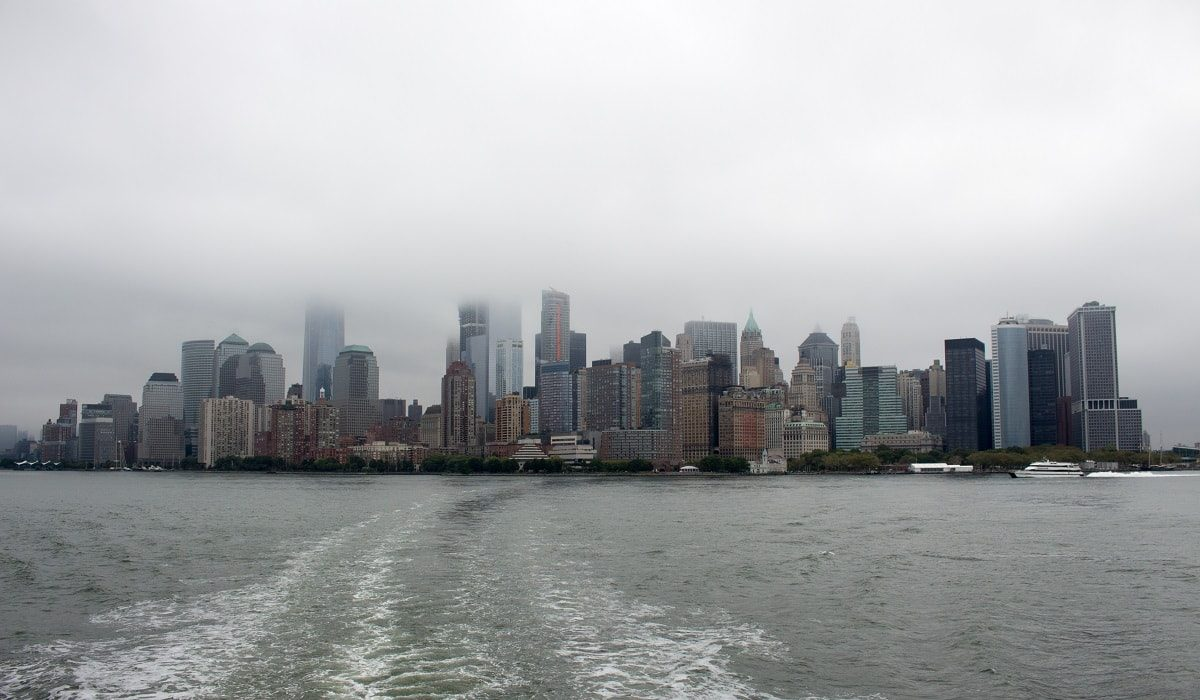 Welcome to New York: Financial District, TriBeCa and Ellis Island