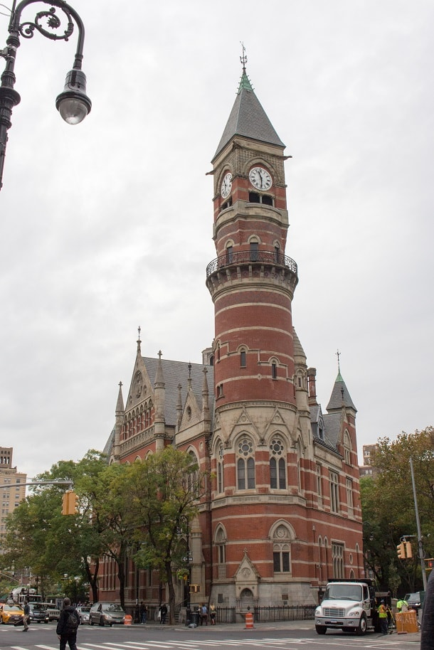 The Jefferson Market Library