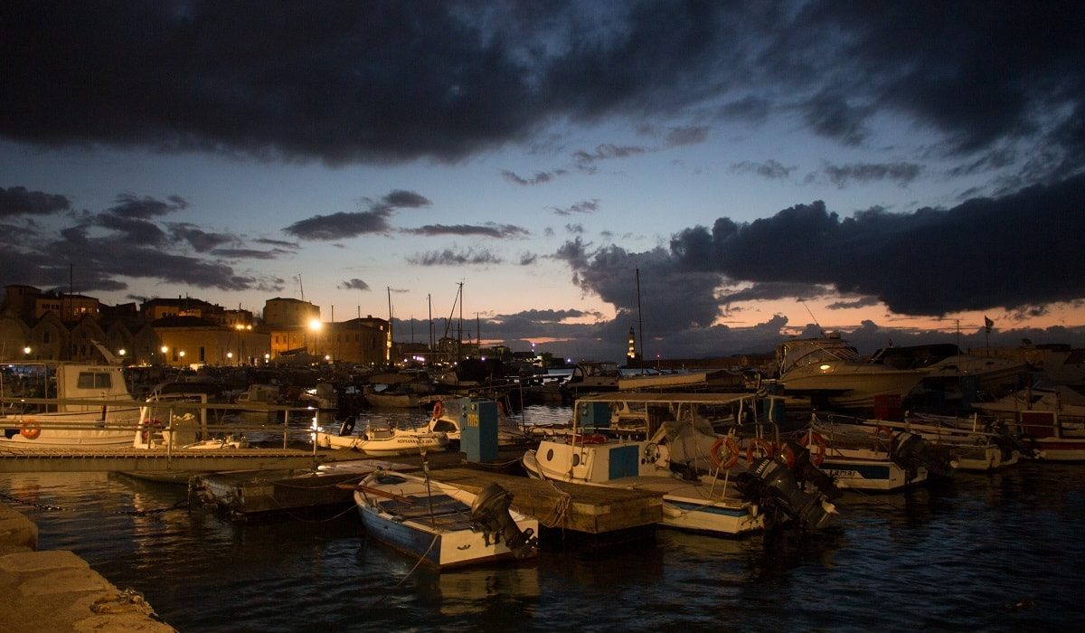 Chania Harbour