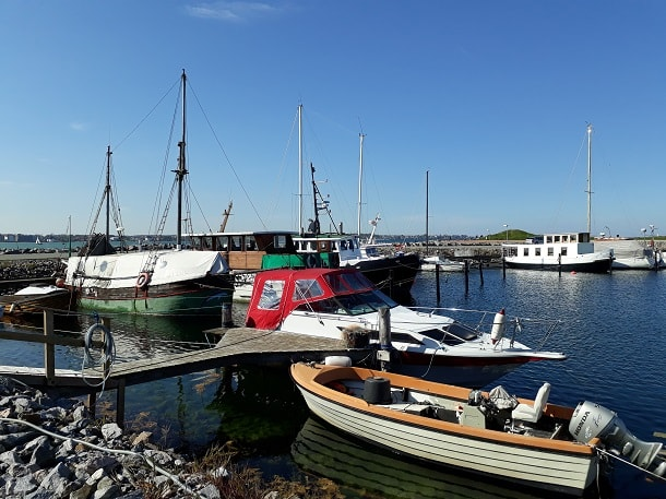 Fiskerihavnen (Fisheries harbour)