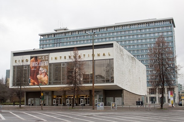 Kino International at Karl Marx Allee