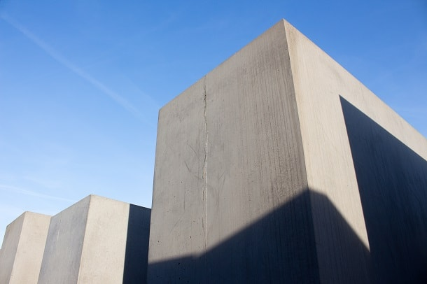 The Memorial to the Murdered Jews of Europe 1
